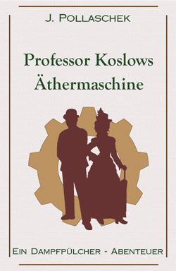 Professor Koslows Äthermaschine Cover